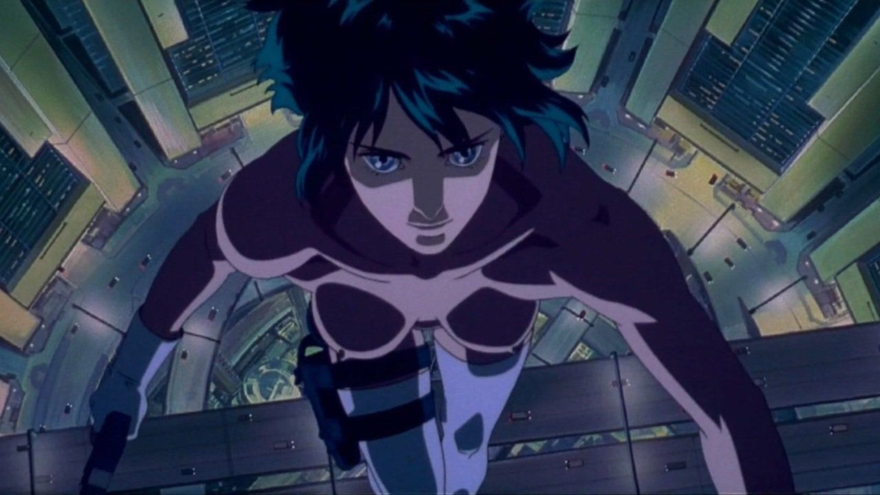 Ghost In The Shell 1995 Review Overpowered Entertainment